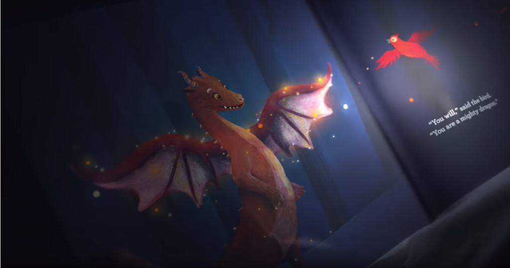 Emotional Branding: Dragons and Storytelling