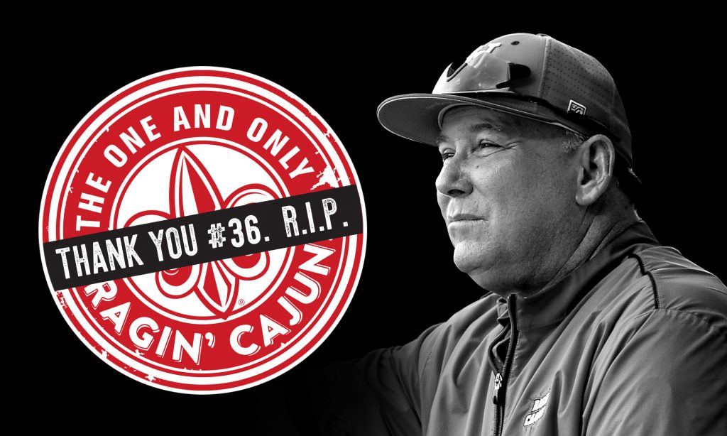 Coach Robichaux Built the Brand of Baseball