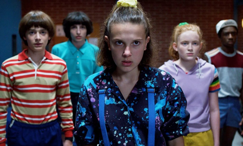 """Stranger Things"" Uses Out of Home Advertising to Build Their Brand"