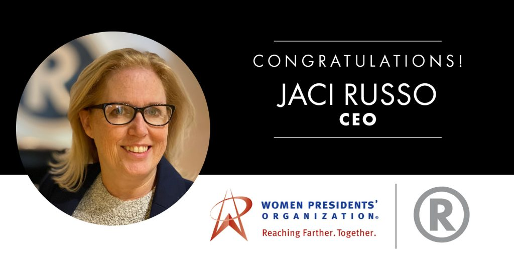 Jaci Russo Announced as Newest Member of the Women Presidents' Organization